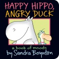 Product Happy Hippo, Angry Duck: A Book of Moods