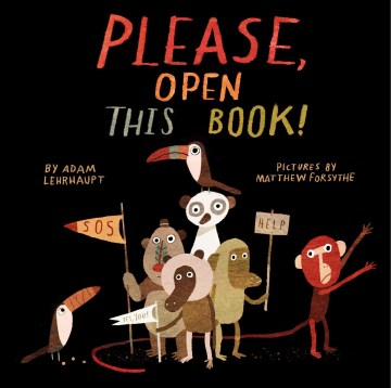Product Please, Open This Book!