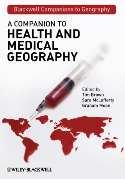 Product A Companion to Health and Medical Geography