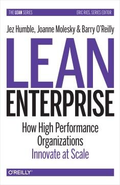 Product Lean Enterprise