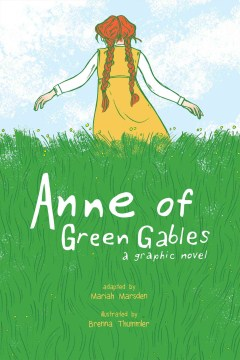 Product Anne of Green Gables: A Graphic Novel