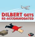 Product Dilbert Gets Re-Accommodated