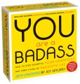 Product You Are a Badass 2019 Calendar