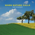 Product When Nature Calls 2020 Calendar