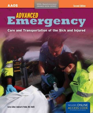 Product Advanced Emergency Care and Transportation of the Sick and Injured: 40th Anniversary Edition