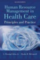 Product Human Resource Management in Health Care