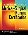 Product Lippincott's Review for Medical-surgical Nursing C