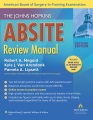 Product The Johns Hopkins ABSITE Review Manual