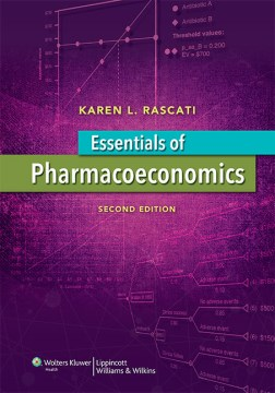 Product Essentials of Pharmacoeconomics