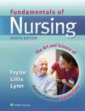 Product Fundamentals of Nursing: The Art and Science of Person-centered Nursing Care
