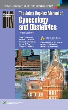 Product The Johns Hopkins Manual of Gynecology and Obstetrics