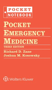 Product Pocket Emergency Medicine