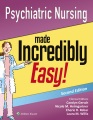 Product Psychiatric Nursing Made Incredibly Easy!