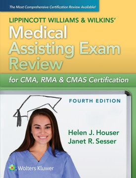 Product Lippincott Williams & Wilkins' Medical Assisting Exam Review for CMA, RMA & CMAS Certification