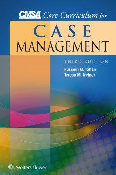 Product CMSA Core Curriculum for Case Management