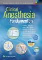 Product Clinical Anesthesia Fundamentals