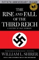 Product The Rise and Fall of the Third Reich