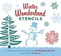 Product Winter Wonderland Stencils