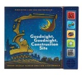 Product Goodnight, Goodnight Construction Site Sound Book