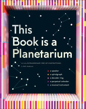 Product This Book Is a Planetarium: And Other Extraordinary Pop-up Contraptions