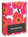 Product Marimekko Notes: 20 Different Unikko Notecards and Envelopes
