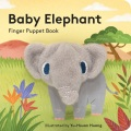 Product Baby Elephant Finger Puppet Book