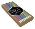 Product Bright Ideas Metallic Colored Pencils: 10 Colored Pencils