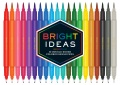 Product Bright Ideas Double-ended Colored Brush Pens: 20 Colored Pens