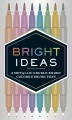 Product Bright Ideas Metallic Double-ended Colored Brush Pens: 8 Colored Pens