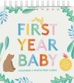Product First Year Baby Calendar & Photo Prop Cards