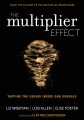 Product The Multiplier Effect: Tapping the Genius Inside Our Schools