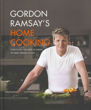 Product Gordon Ramsay's Home Cooking: Everything You Need to Know to Make Fabulous Food