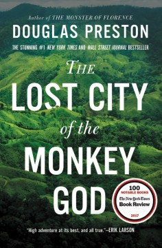 Product The Lost City of the Monkey God: A True Story