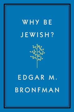 Product Why Be Jewish?: A Testament
