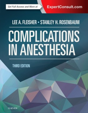 Product Complications in Anesthesia