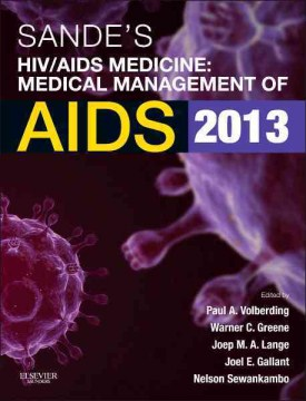 Product Sande's HIV / AIDS Medicine: Medical Management of AIDS 2013