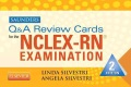 Product Saunders Q & A Review Cards for the NCLEX-RN Exami