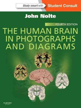 Product The Human Brain in Photographs and Diagrams