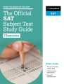 Product The Official SAT Subject Test Chemistry