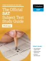 Product The Official SAT Subject Test Biology
