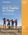 Product Get It Together for College: A Planner to Help You Get Organized and Get in