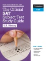 Product The Official SAT Subject Test U.S. History