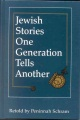 Product Jewish Stories One Generation Tells Another