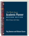 Product The Work-Smart Academic Planner: Write It Down, Get It Done