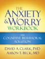 Product The Anxiety and Worry Workbook