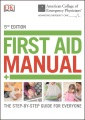 Product First Aid Manual