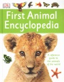 Product Dk First Animal Encyclopedia