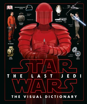 Product Star Wars the Last Jedi the Visual Dictionary
