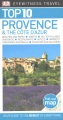 Product Dk Eyewitness Top 10 Provence & the Cote D'azur