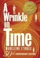 Product A Wrinkle in Time: 50th Anniversary Commemorative Edition